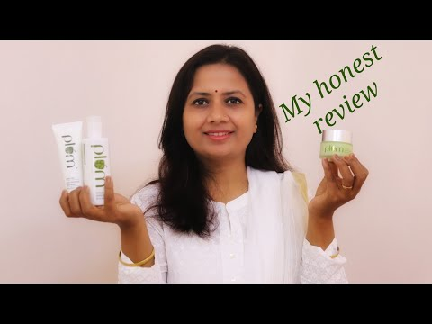 Plum green tea products Review - Skincare for oily, Acne prone and combi Skin
