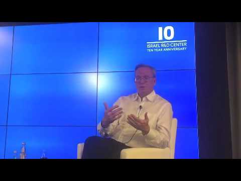 Insights from Eric Schmidt - on his interest in Biology and Medicine