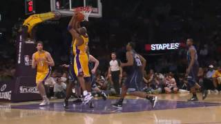 2010 Playoffs Lakers vs Jazz Game 2 Highlights - HD