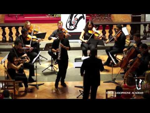 Nostalgia del presente - Teror Saxophone Academy 2015