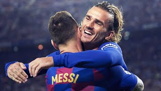 Lionel Messi finally reveals what he thinks about Antoine Griezmann | Oh My Goal