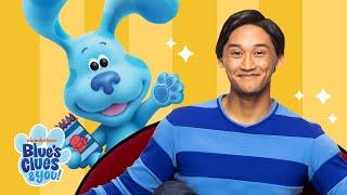 Blue's Clues & You 🐶 New Series Trailer + Visiting Joe's Present Store! | Nick Jr.