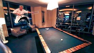 $40,000 HOTEL ROOM