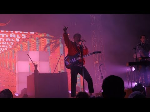 Glass Animals - Life Itself  – Live at Stanford, Frost Music Festival 2018