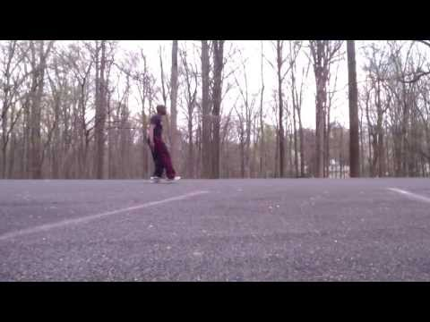SLOW MOTION WALK PRACTICE