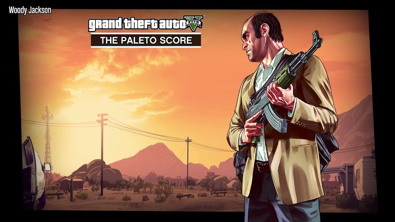 GTA V Heist Soundtrack — The Paleto Score