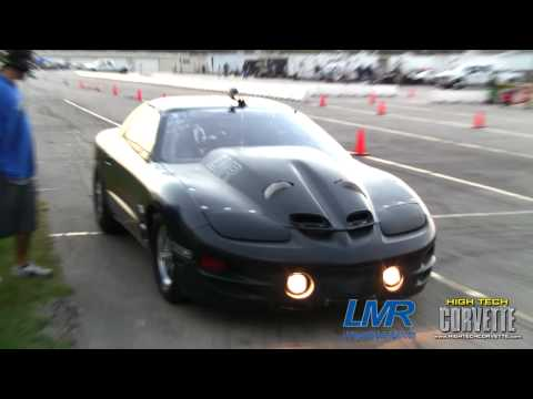 LMR Outlaw Drag Radial Race Car