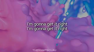 Diplo - Get It Right Feat. MØ (lyrics)