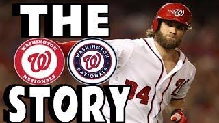 The Tragic Story Of The Washington Nationals