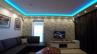 decke mit gipskartonplatten abh ngen anleitung von. Black Bedroom Furniture Sets. Home Design Ideas