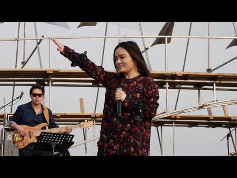 20190330 漁光島藝術節開幕 徐佳瑩