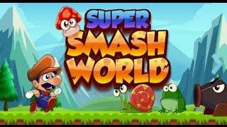 chơi Chú lùn phiêu lưu giống Mario Sboy World Adventure cu lỳ chơi game lồng tiếng vui nhộn funny ga