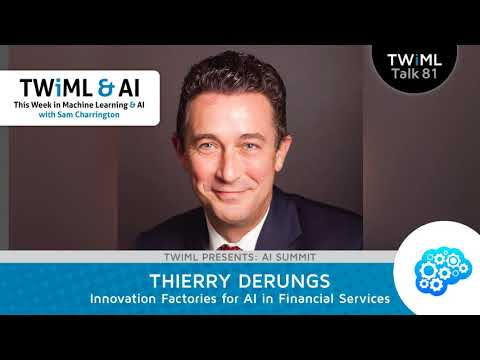 Thierry Derungs Interview - Innovation Factories for AI in Financial Services