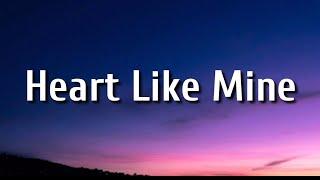 Parker McCollum - Heart Like Mine (Lyrics)