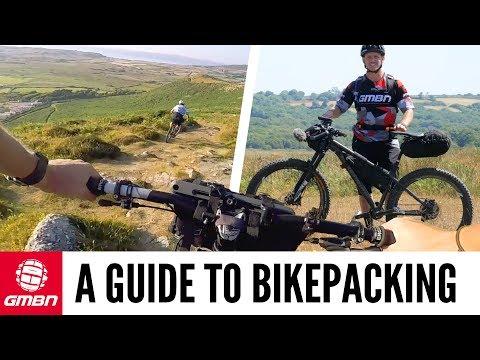 Beginners Guide To Bike Packing Kit On Mountain Bikes