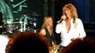 whitesnake live kerkrade 16.07.2011 now your gone+ ain't no love