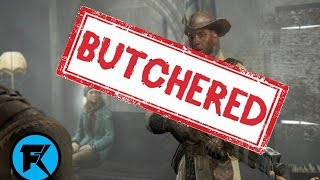 Fallout 4 | Auto-Butcher #1 | Concord Crew