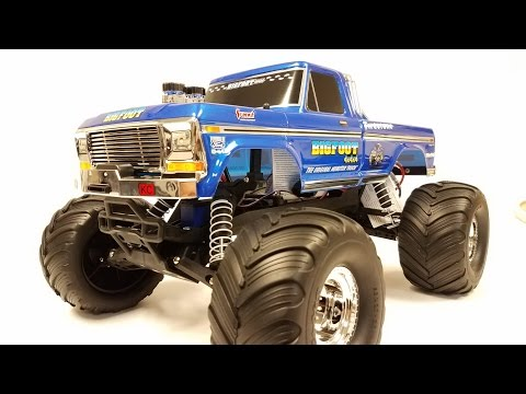 Traxxas  Bigfoot No.1 The Original Monster Truck