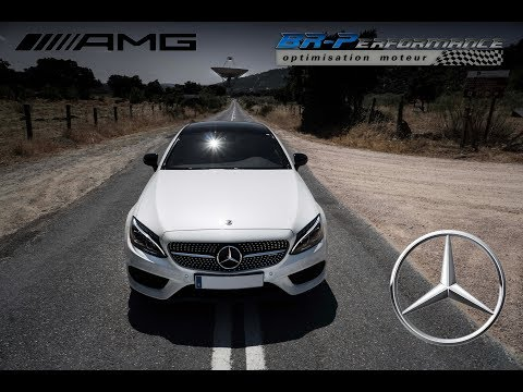 Mercedes C 43 AMG (3.0T) Stage 1 By BR-Performance
