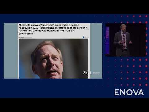 Enovakonferansen 2020 | Bjørn Kjærand Haugland, Skift