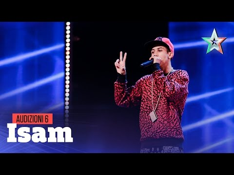 Isam, beatbox stupefacente
