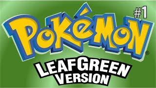 Twitch Livestream | Pokemon Leaf Green Randomizer Part 1