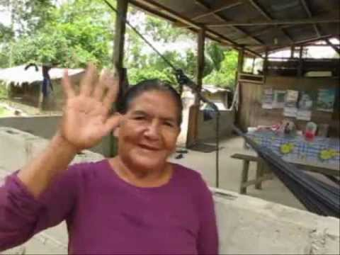 Thank you from the Peruvian Amazon
