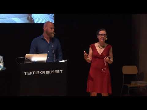 DDD-workshop på Tekniska museet den 25 maj 2018, del 4