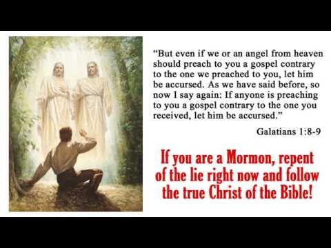 Are Mormon's Saved?