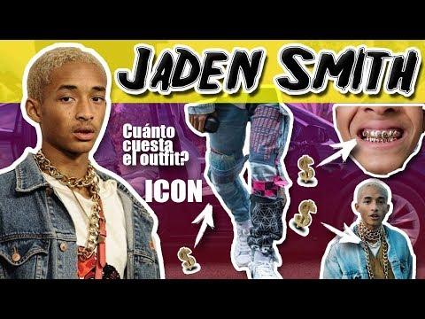 Jaden Smith, cuánto cuesta su outfit en icon?