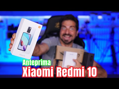 Unboxing NUOVO Xiaomi Redmi 10 a €152� …