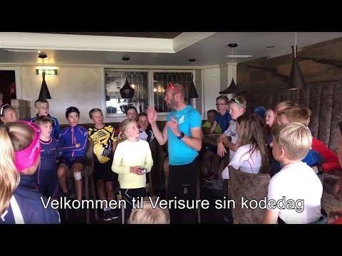 Kodedag på Odd-Bjørn Hjelmesets sommerskiskole