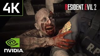 Resident Evil 2 - Exclusive PC Gameplay