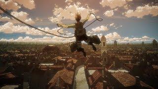3D MANEUVUR GEAR SAKUGA (Season 1 and 2)
