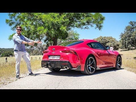 Toyota GR Supra 2019 - La Leggenda è Tornata!