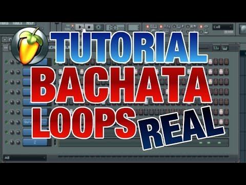 Tutorial loops bachata real fl studio (libreria)