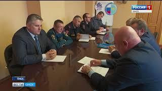 В Омске прошло заседание координационного совета по антитеррору