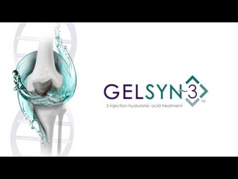 GELSYN-3 Manufacturing Process - Step 5 - Quality Control