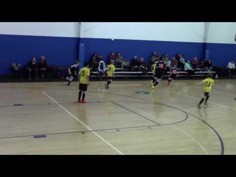 Arsenal Gunners vs U11 ACE Madison 06/07