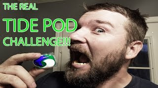 How to do the real TIDE POD CHALLENGE!