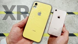 iPhone XR DROP Test! Durability Beast!