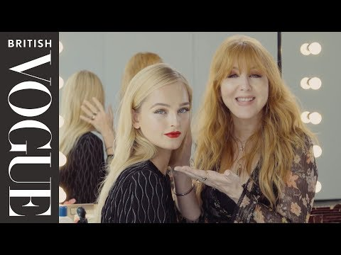 Charlotte Tilbury's Hollywood Glow Make-Up Tutorial | British Vogue