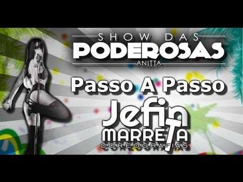 Baixar Show das Poderosas - Mc Anitta (Passo a passo Prof