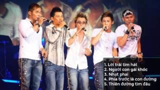Top 5 bai hat hay nhat cua MTV