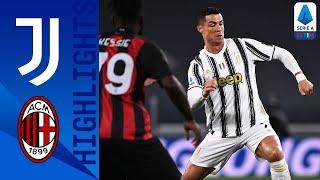 09/05/2021 - Campionato di Serie A - Juventus-Milan 0-3, gli highlights