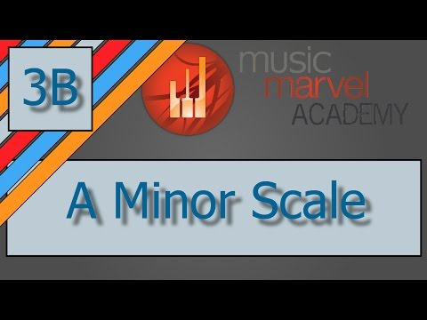 Method 3B A Minor Scale