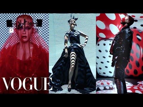 Kendall Jenner, Bella Hadid & More From the Met Gala's Vogue x Instagram Studio | Met Gala 2017