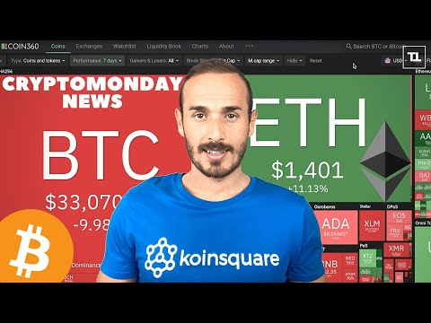 BITCOIN in Pausa? Ethereum NO! - CryptoMonday NEWS w04/'21