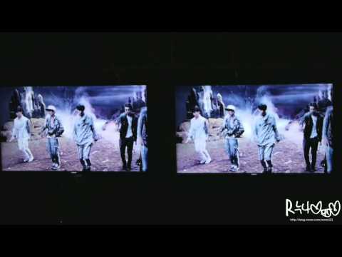 EXO-M - History 뮤비 (SM Art Exhibition Ver.)