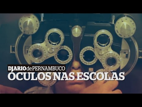 Programa Olhar Paulista ajuda estudantes a terem uma boa visão